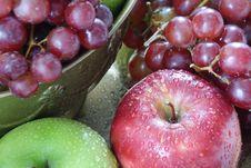 Free Fruit Closeup Royalty Free Stock Photo - 5588575