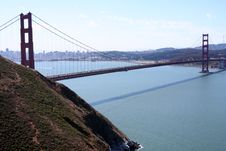 Free Golden Gate Bridge Stock Photo - 5588740