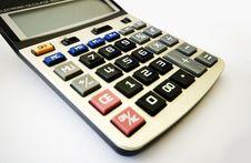 Free Stock Photo: Calculator Royalty Free Stock Photography - 5588907