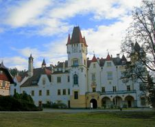 Free Zinkovy Castle Royalty Free Stock Photography - 5589967