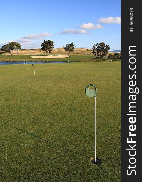 Golf link