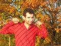 Free Cheerful Man Stock Photography - 5594302