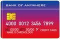 Free Credit Card Royalty Free Stock Image - 5596206