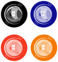 Free Zoom Lens Buttons Royalty Free Stock Photos - 5596278