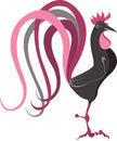 Free Cock Royalty Free Stock Photo - 5599295