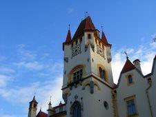 Free Zinkovy Castle Stock Photo - 5590000