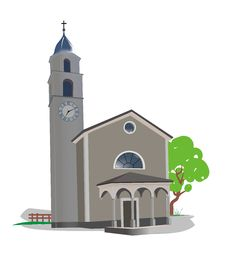 Free Church Stock Images - 5590014