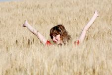 Free Girl Stock Image - 5590111