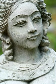 Free Statue Royalty Free Stock Photography - 5590607