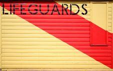 Free Lifeguards Stock Image - 5591021