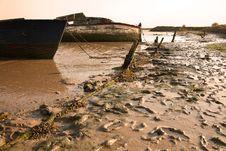 Free Rotting Boats Stock Photos - 5591213