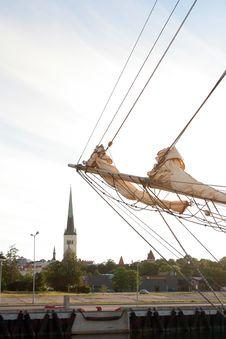Free Tallinn Stock Image - 5591641