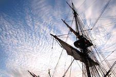 Free Ship Royalty Free Stock Photos - 5591728