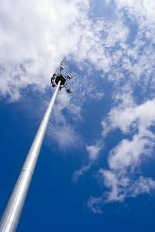 Free Floodlight Stock Photography - 5592162