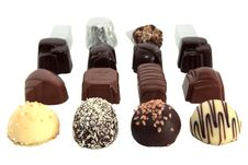 Free Luxury Chocolates 1 Royalty Free Stock Photos - 5592518