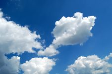 Free Clouds Royalty Free Stock Photo - 5592815