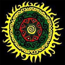 Free Mandala Royalty Free Stock Image - 5592926