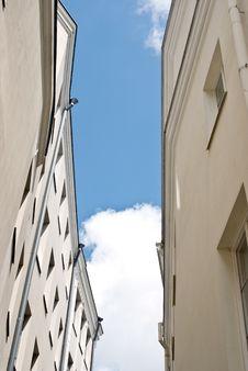 Vilnius. Old Town. Royalty Free Stock Photo
