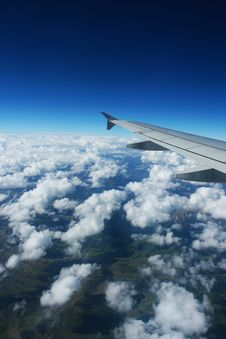 Free Cloud And Wing Stock Photo - 5593250