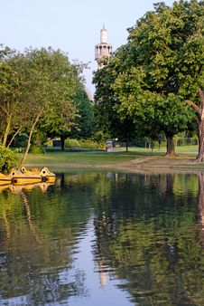Free Regent S Park, London - 11 Stock Photo - 5593540