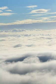 Free Clouds Royalty Free Stock Images - 5593849