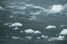 Free Storm Clouds Stock Photography - 5593852