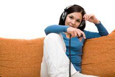 Free Enjoying Music Stock Images - 5594124