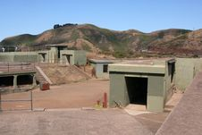 Free Fort Baker - Battery Spencer Royalty Free Stock Images - 5595129