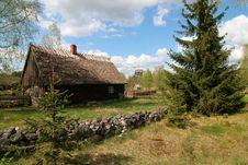 Free Cottage Royalty Free Stock Photos - 5595608