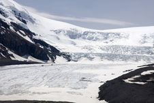 Free Columbia Icefields. Stock Photos - 5595883