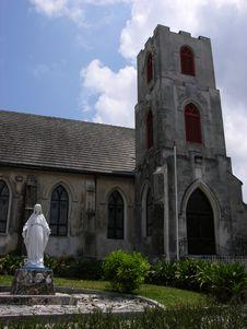Free Nassau Church Royalty Free Stock Photo - 5595885