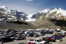 Free Columbia Icefields. Royalty Free Stock Image - 5595886