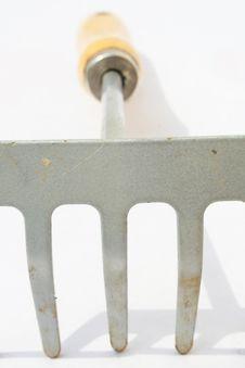 Free Hand Rake Stock Photo - 5596550