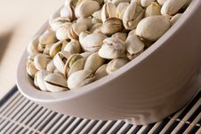 Salty Pistachio Royalty Free Stock Photos