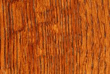 Quarter Sawn Oak Stock Photo