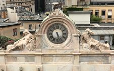 Free The Image From The Rooftop Of Duomo Royalty Free Stock Photography - 5597497
