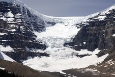 Free Columbia Icefields. Royalty Free Stock Photos - 5597558