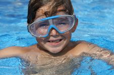 Free Water Smile Royalty Free Stock Photography - 5597637