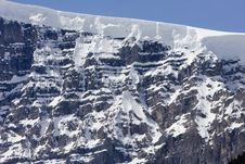 Free Columbia Icefields. Royalty Free Stock Images - 5598119