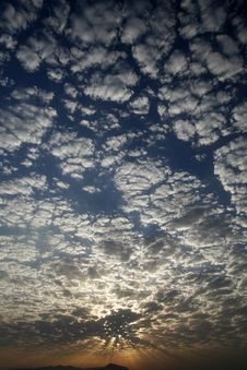 Free Clouds Stock Photography - 5598562