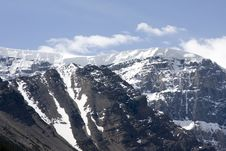 Free Columbia Icefields. Royalty Free Stock Images - 5598769