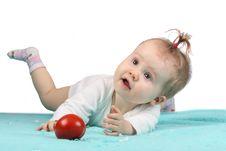 Free Baby Royalty Free Stock Image - 5599716