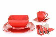 Free Breakfast Arrangement Stock Images - 5599734