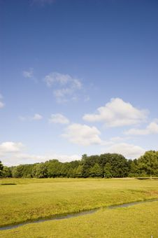 Free Summer Countryside View Stock Photos - 5599853