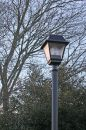 Free Lamppost In Winter Royalty Free Stock Image - 560116