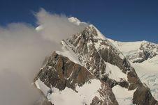 Alps Mountain Stock Photo