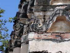 Free Khmer Temple Detail Stock Photos - 561053
