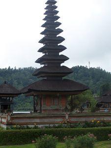 Free Pura Dula Ulum Batan Temple Royalty Free Stock Image - 562086