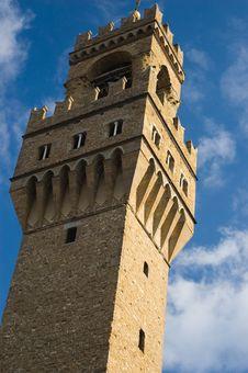 Free Firenze, Palazzo Della Signoria, Florence Stock Photos - 562803