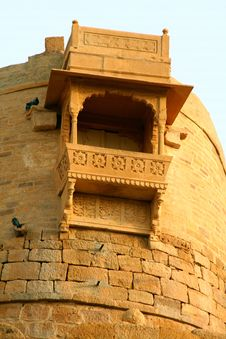Free Jaisalmer, Rajastan Stock Image - 563381